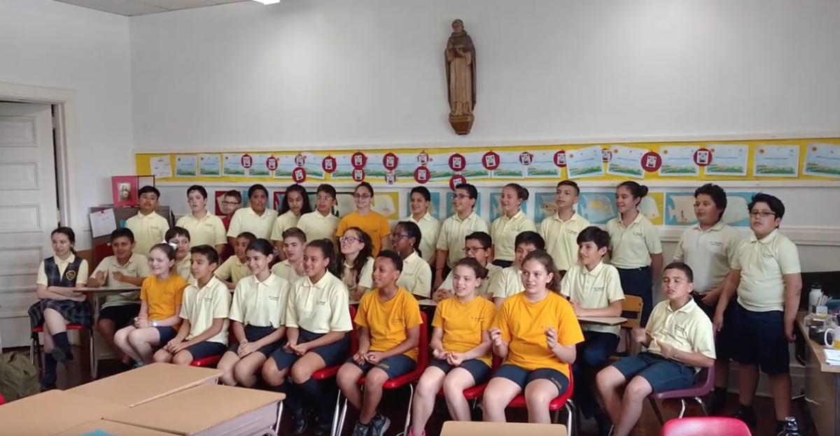 Sixth Grade Virtual Field Trip